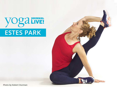 Yoga Journal LIVE | Estes Park, CO